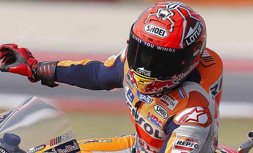 GP Jerez, Marquez subito davanti nelle libere: Rossi terzo