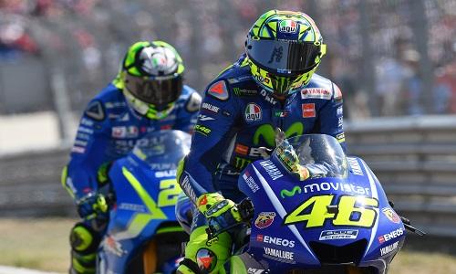 MotoGP, Germania: la gara in diretta. Live