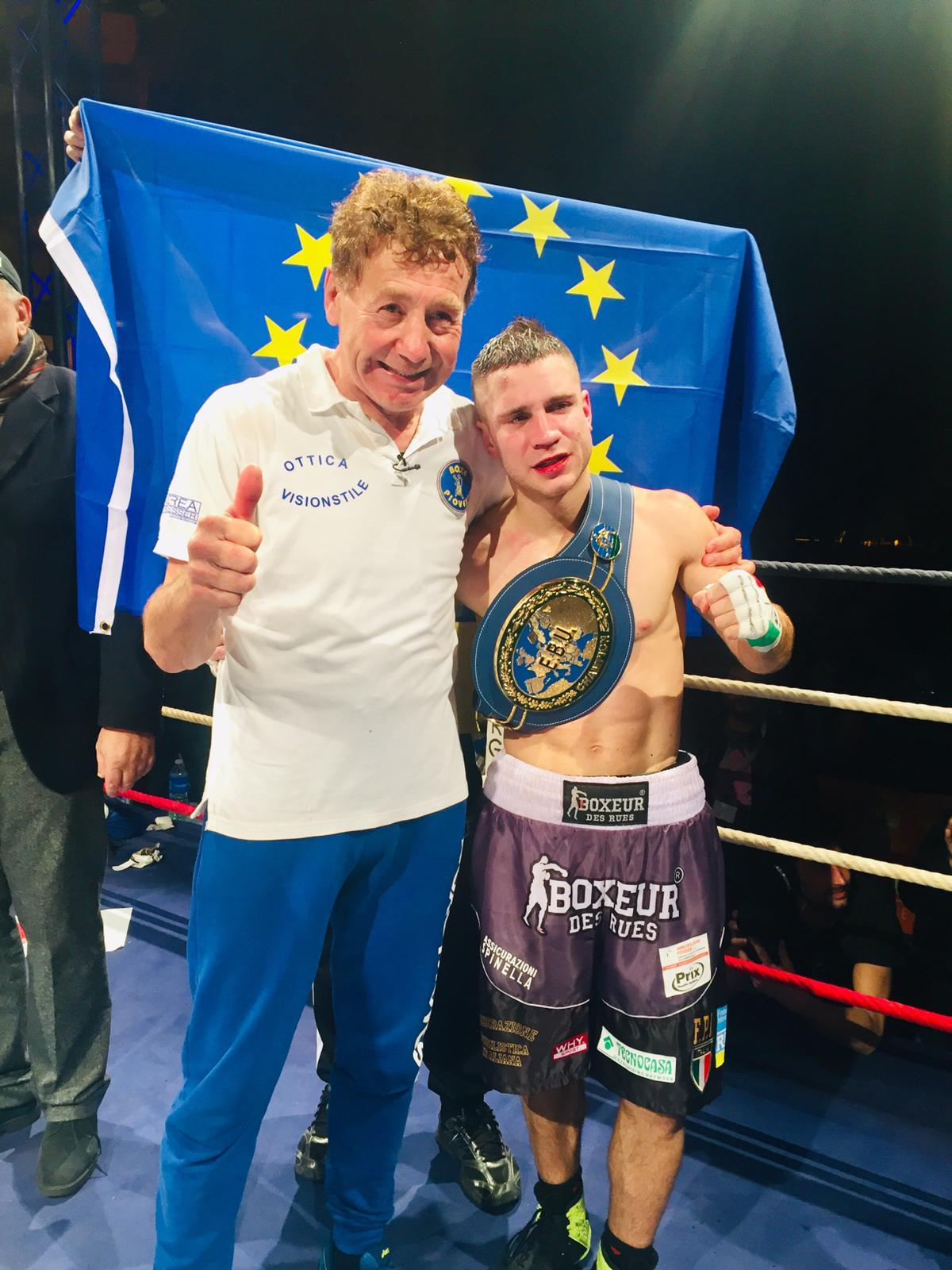 Boxe, venerdì a Schio Rigoldi-Yegorov, in gioco europeo e futuro