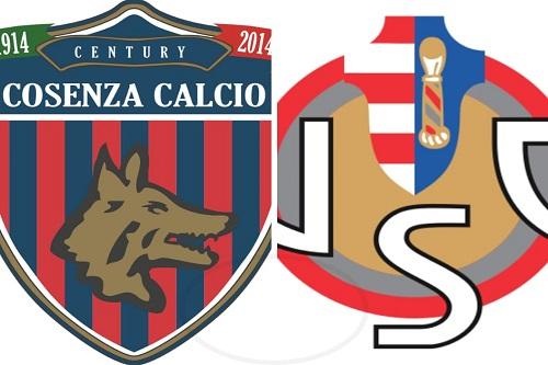 Serie B, la presentazione di Cosenza-Cremonese