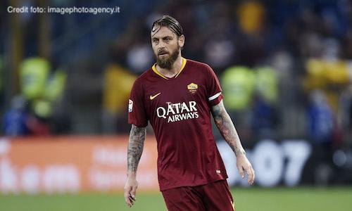 Roma, De Rossi ritorna in gruppo. Convocazione per il Genoa?