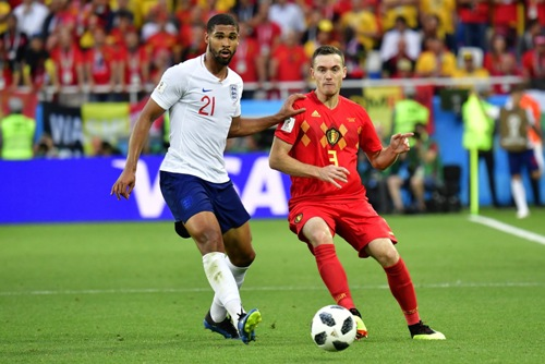 Inghilterra, Loftus-Cheek: