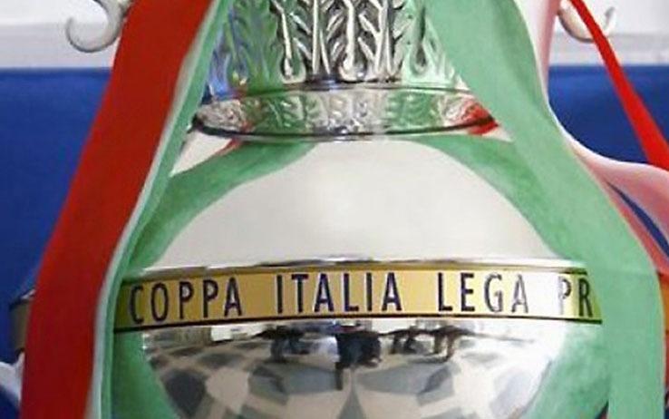 Coppa Italia Serie C: ecco il sorteggio degli ottavi di finale