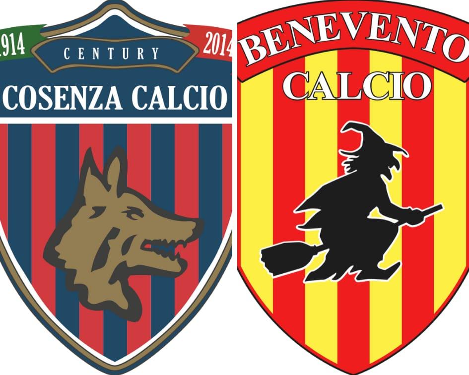 Serie B, la presentazione di Cosenza-Benevento