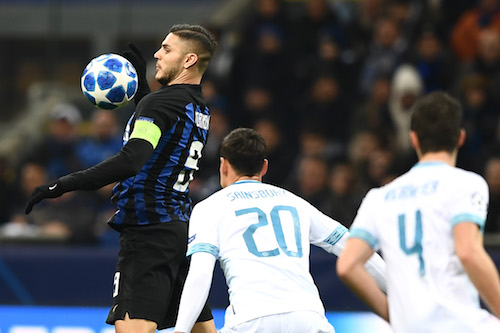 Champions League, Inter-Psv 1-1: Icardi non basta. Inter eliminata
