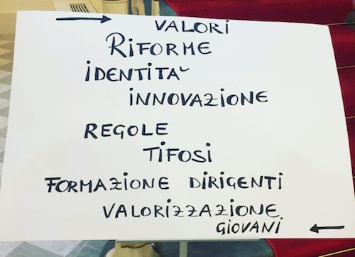 Lega Pro, Ghirelli appende il suo manifesto
