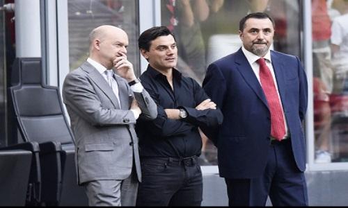 Milan, Fassone mette pressione a Montella