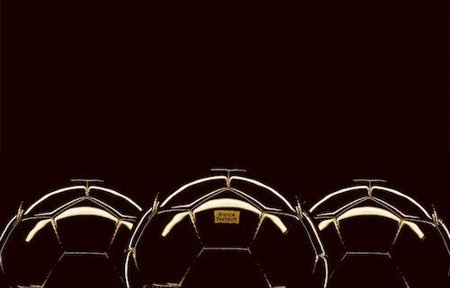 Pallone d'oro: premio anche a miglior calciatrice e miglior giovane