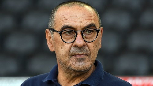 Ribaltone alla Juventus: Sarri esonerato
