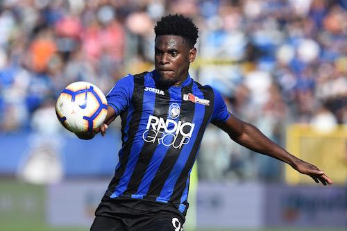 Serie A, Atalanta-Lazio 1-0. Zapata fa sognare Gasperini