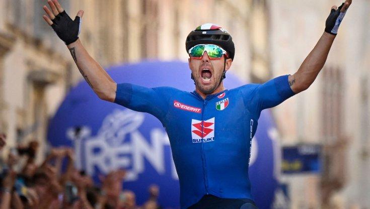 Ciclismo - Sonny Colbrelli campione d'Europa 2021