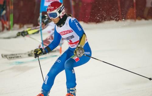 Sci, Mondiali Are: Holdener guida la prima manche dello Slalom. Malissimo le italiane