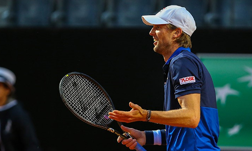 Seppi in finale a New York