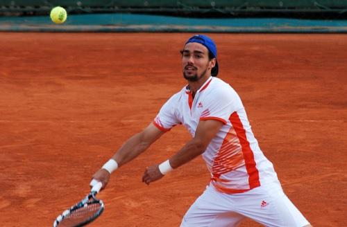 Tennis, Fognini salta all'ATP di Barcellona