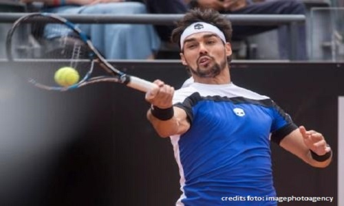 Tennis, Fognini ai quarti a Stoccolma: Lacko battuto in due set