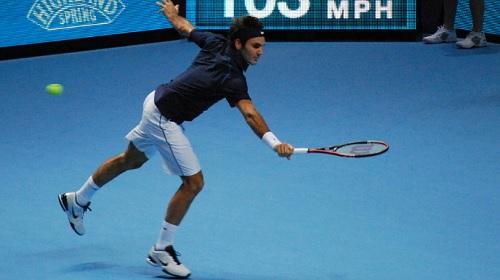 ATP Finals, Berrettini lotta ma si arrende a Federer